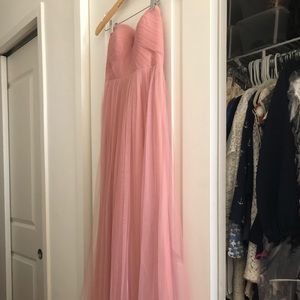 Jenny Yoo Annabelle Bridesmaid Dress Size 0